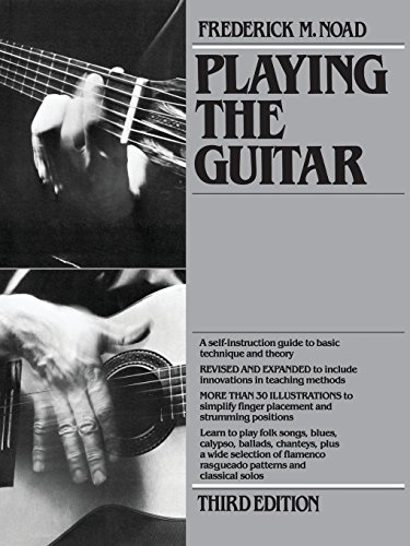frederick noad solo guitar playing book 1 pdf