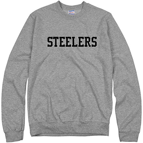 - FUNNYSHIRTS.ORG Cozy Steelers School Spirit: Unisex Ultimate Crewneck Sweatshirt