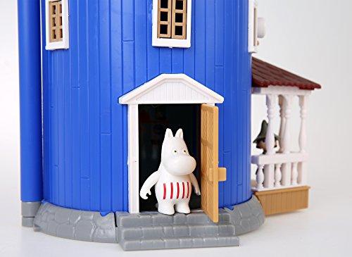 Die Mumins Haus%¶ÝÏ% Puppenhaus mit Griff: Amazon.de: Spielzeug