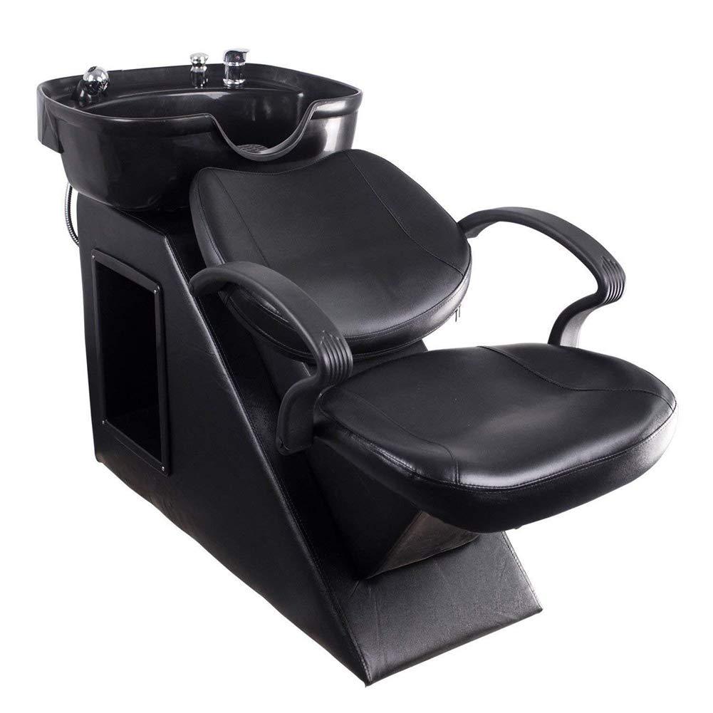 Polar Aurora New Backwash Barber Chair Shampoo Bowl Sink Unit Station Spa Salon Equipment by Polar Aurora