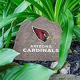 NFL Arizona Cardinals Team Logo Faux Rock Lawn