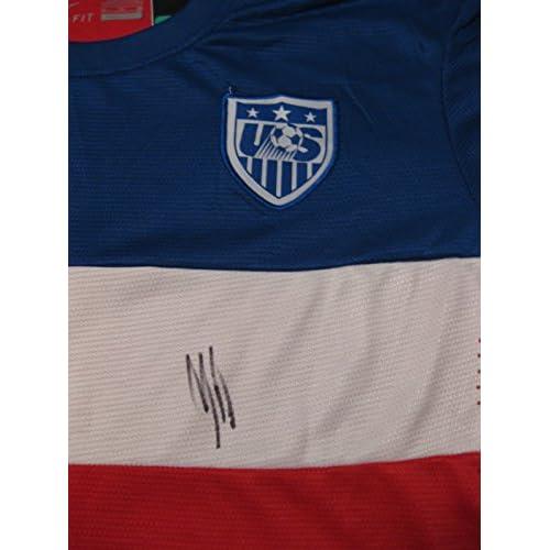 c3872d5dbcd hot sale Clint Dempsey USA Mens Soccer Team