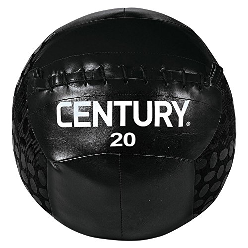 Century Challenge Grip Ball, Black, 20-Pounds For Sale
