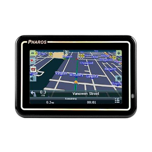 Pharos PDR200 4-Inch Portable GPS Navigator (Pharos Gps Systems)