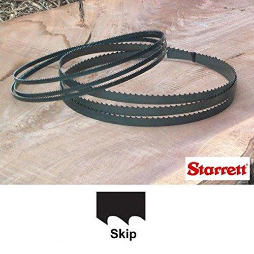 Starrett Duratec SFB Bandsaw Blade, 125