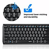 EagleTec K104 / KS04 2.4 GHz Wireless Combo Keyboard and Mouse - Black