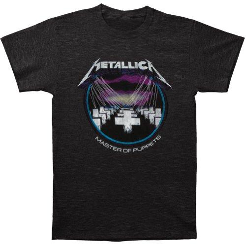 Metallica MOP Vintage Heather T-shirt Medium
