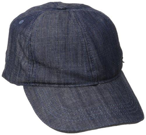BOSS Black Men's Classic Cap, Dark Blue, One Size