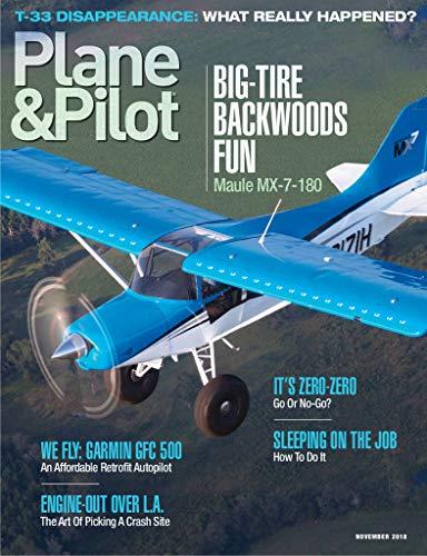 Magazines : Plane & Pilot
