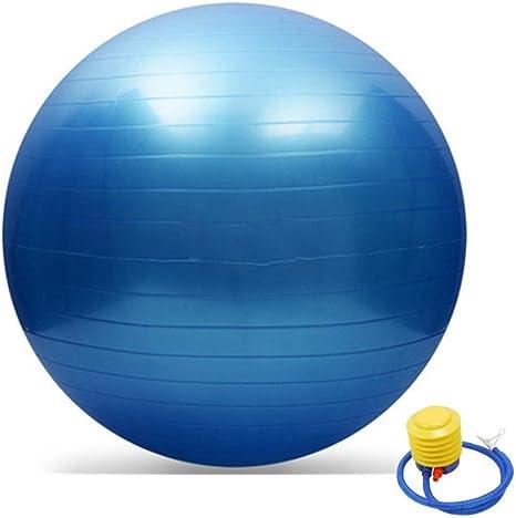 CRSM Pelota De Fitness 65Cm 55 25 Cm Ejercicio Yoga Pelota Suiza ...