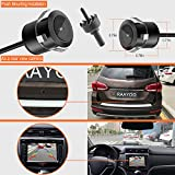 Reverse Backup Camera,RAAYOO L002 170 Degree Wide