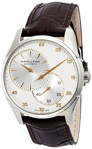 HAMILTON watch Jazzmaster Regulator H42615553 Men's [regular imported goods]