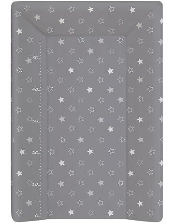 Babycalin - Colchón cambiador Luxe Etoile de color beige, 50 x 70 cm – con