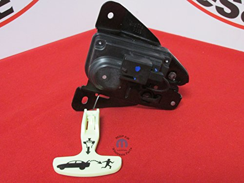 DODGE CHRYSLER Deck Lid Release Latch NEW OEM (Deck Lid Latch)