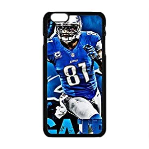 Happy Detroit Lions football nfl Phone Case for Iphone6 plus