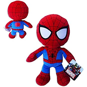 "Amazon.com: Spiderman 12"" Supersoft Juguete de peluche ..."