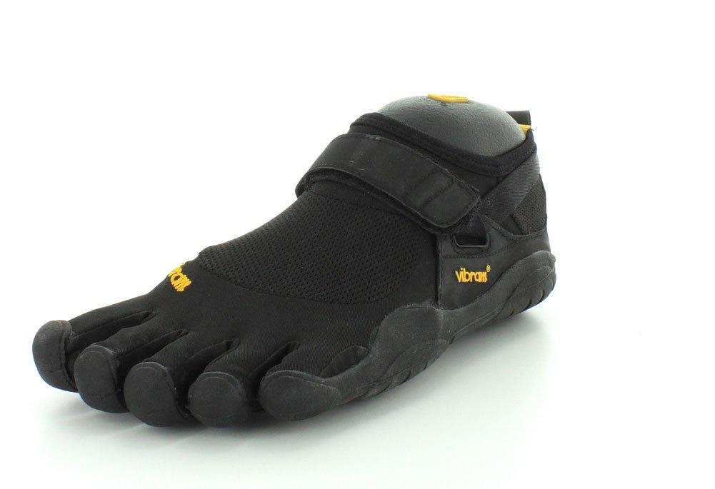 Vibram Fivefingers KSO Water Shoes (Black/black, 42 M) - M148 by Vibram