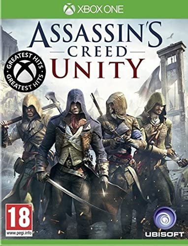 Assassins Creed Unity Greatest Hits - Xbox One [Importación ...