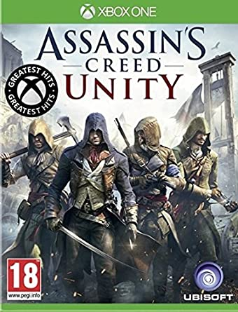 Assassins Creed Unity Greatest Hits - Xbox One [Importación inglesa]