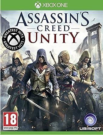Assassins Creed Unity Greatest Hits - Xbox One [Importación inglesa]: Amazon.es: Videojuegos