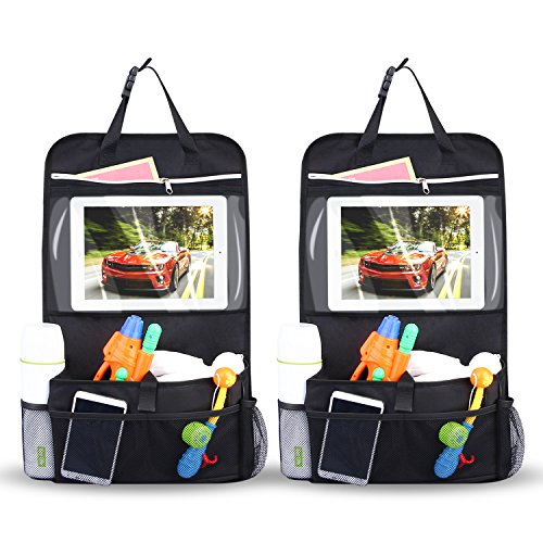 Top 10 Best Car Backseat Organizer For Kids Reviews 2018 2019 On