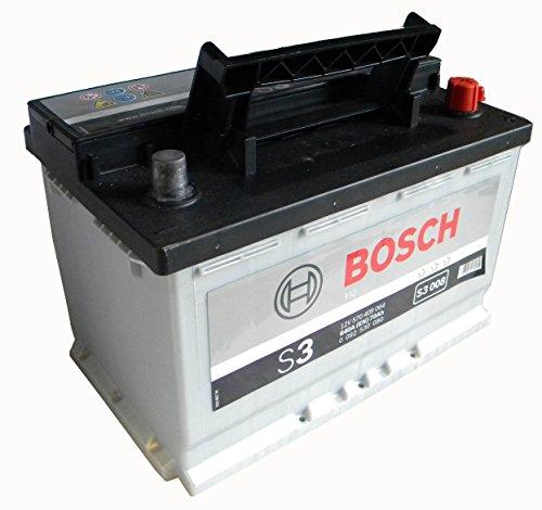 Bosch S3 Car Battery Type 096: