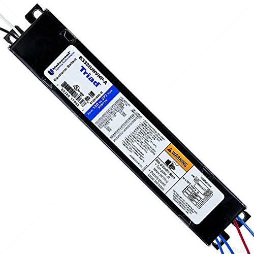 Universal B332IUNVHP-A - 3 Lamp - F32T8 - 120/277 Volt - Instant Start - 0.88 Ballast Factor
