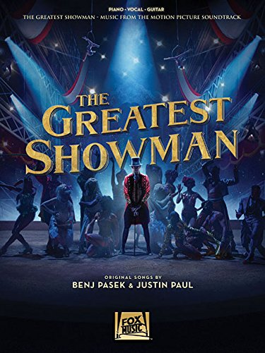 The Greatest Showman: Music from the Motion Picture Soundtrack cover