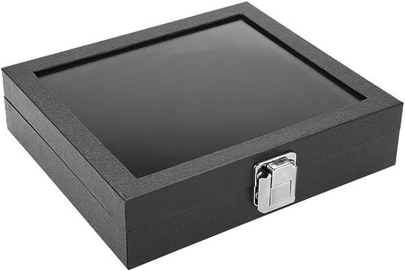 DEWIN Caja de exhibición de Anillos - Caja de Organizador de ...