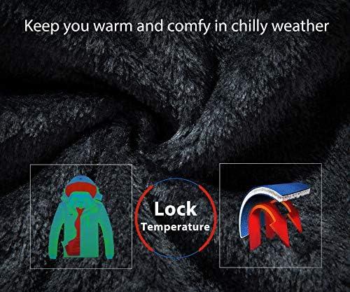 WANTDO MEN'S MOUNTAIN WATERPROOF SKI JACKET WINDPROOF RAIN JACKET WINTER WARM SNOW COAT 4 COLORS
