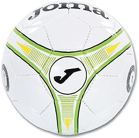 Joma - Balon Reto Sala t64 Blanco-Verde Pack: Amazon.es: Deportes ...
