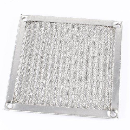 De aluminio a prueba de polvo del filtro 90mm PC Computer Case refrigerador ventilador de polvo de malla