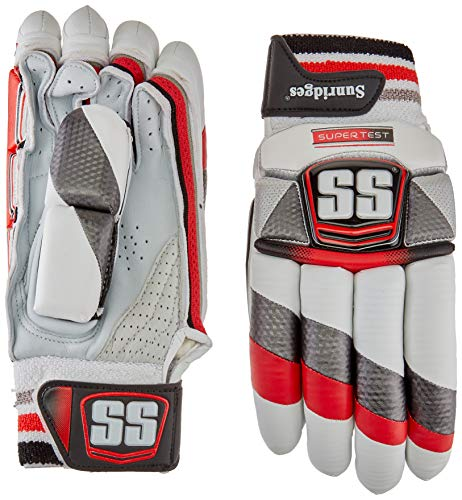 SS SS4010021MLH Super Test Soft Fill Batting Cricket Gloves