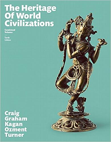 Amazon heritage of world civilizations the combined volume heritage of world civilizations the combined volume 10th edition 10th edition fandeluxe Images