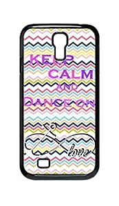 Cool Painting Chevron pattern Infinity Anchor love Snap-on Hard Back Case Cover Shell for Samsung GALAXY S4 I9500 I9502 I9508 I959 -720