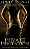 Private Invitation: A Phoenix Club / Boys of Porn crossover novella