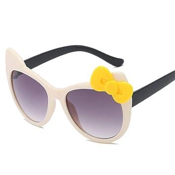 KCJKXC Gafas De Sol para Niños Encantadores Tonos Gato De ...