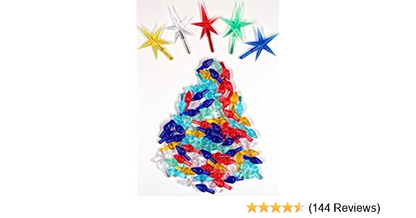 100 pc Yellow Birds Lights for Ceramic Christmas Tree-Free Ship 31