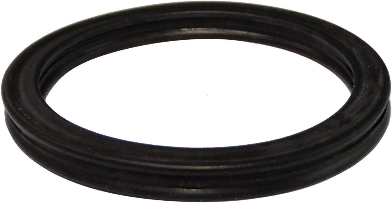 Lot de 2 Joint torique pour Conduite inf/érieure de Refroidissement Compatible avec OEM 1307.V8 C42994 AERZETIX