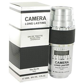 Max Deville Camera Long Lasting By Max Deville For Men Eau De Toilette Spray 3.4 oz