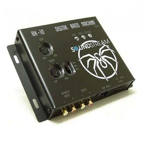Soundstream BX-10 Digital Bass Reconstruction Processor with Remote