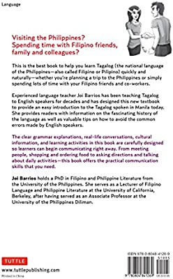 Tagalog For Beginners An Introduction To Filipino The National