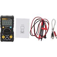 Multímetro de rango automático de alta precisión analizador digital de transistores V02B 5colors(Negro)