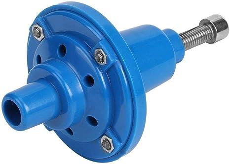Jeffergarden Regulador de vacío HL-MP43A Máquina de ordeño Accesorio de válvula de regulación de presión de plástico para Vaca Cabra Azul