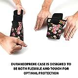 USA GEAR Portable Pocket Radio Case Compatible with