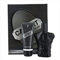 Cat Suit For Men Gift Set - Aftershave and Shower Gel - Perfect Christmas Present