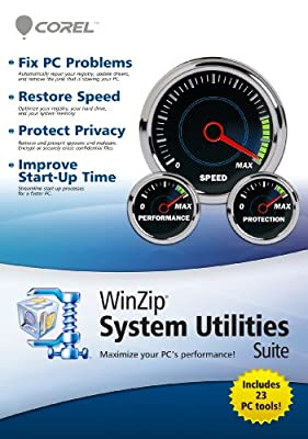 Corel WinZip System Utilities Suite (3-Users)