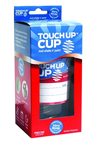 Touch Up Cup | Paint Storage and No-Rust Can | Just Shake n' Paint - - Glass Nearest Shop