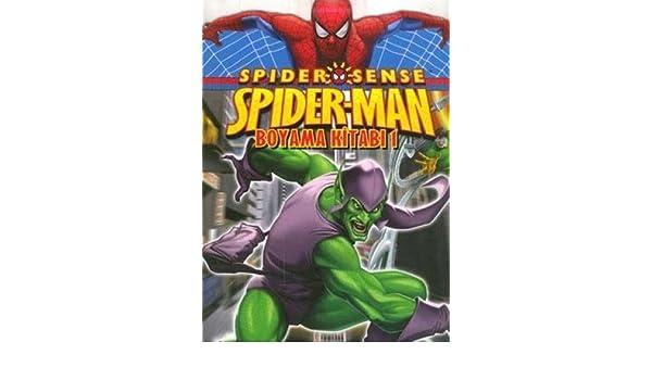 Spiderman Klasik özel Resimli Boyama 1 9786051110318 Amazoncom Books