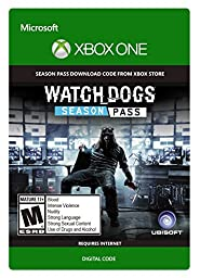Watch Dogs - Season Pass - Xbox One Digital Code
